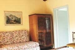 Camera Quercia - divano