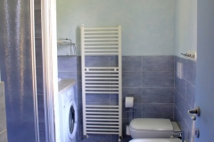 Camera Robinia - bagno