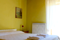 Camera Tiglio - letto matrimoniale